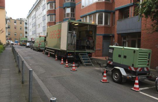 Kanalsanierung Köln Deutz